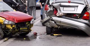 Car Crash Colorado Springs